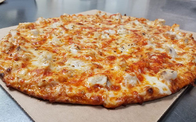 Cassano's Buffalo Chicken Pizza