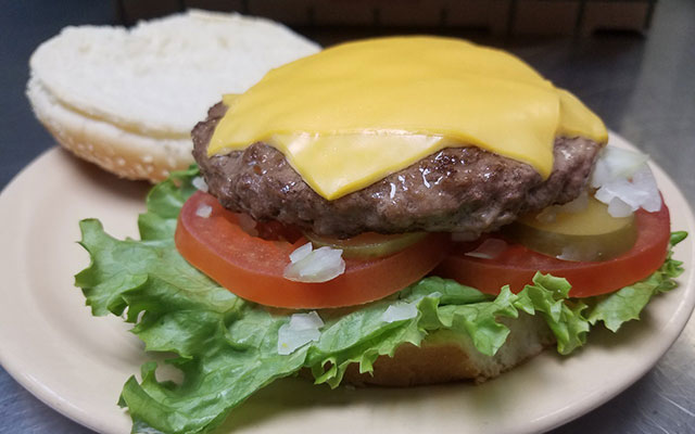 Cassano's Cheeseburger