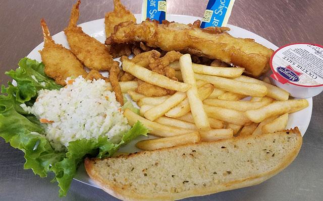 Cassano's Fisherman's Dinner
