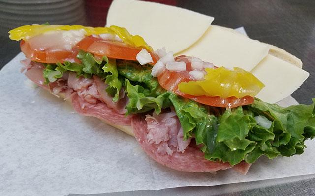 Cassano's Italian Deli Sub