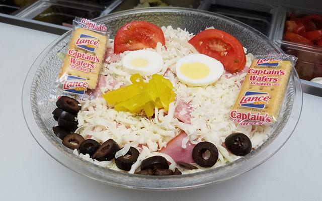 Cassano's Large Chef Salad