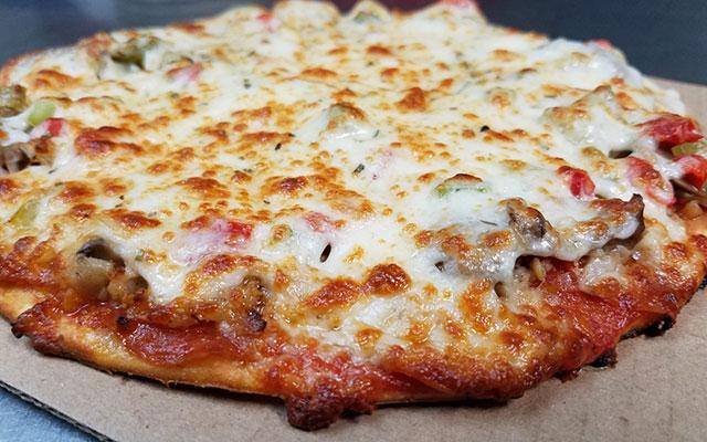 Cassano's Mom's Big Cheese Pizza